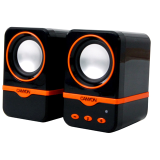 2.0 Canyon CNR-SP20BO Black-Orange